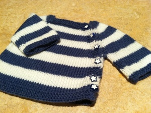 finishes Puerperium Sweater