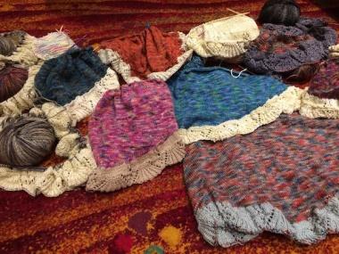 Bermudiana_shawl_varieties