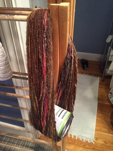 drying-yarn