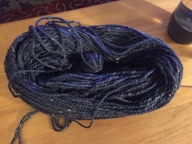 wound-yarn