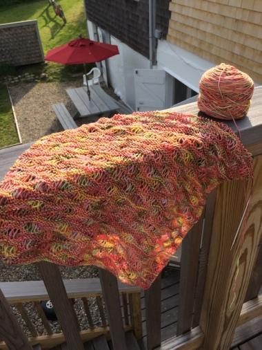 dropped-stitch-shawl-deck