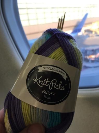 Felici-sock-yarn