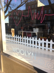 Woolyn yarn shop in Brooklyn