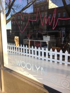 Woolyn yarn shop in Brooklyn