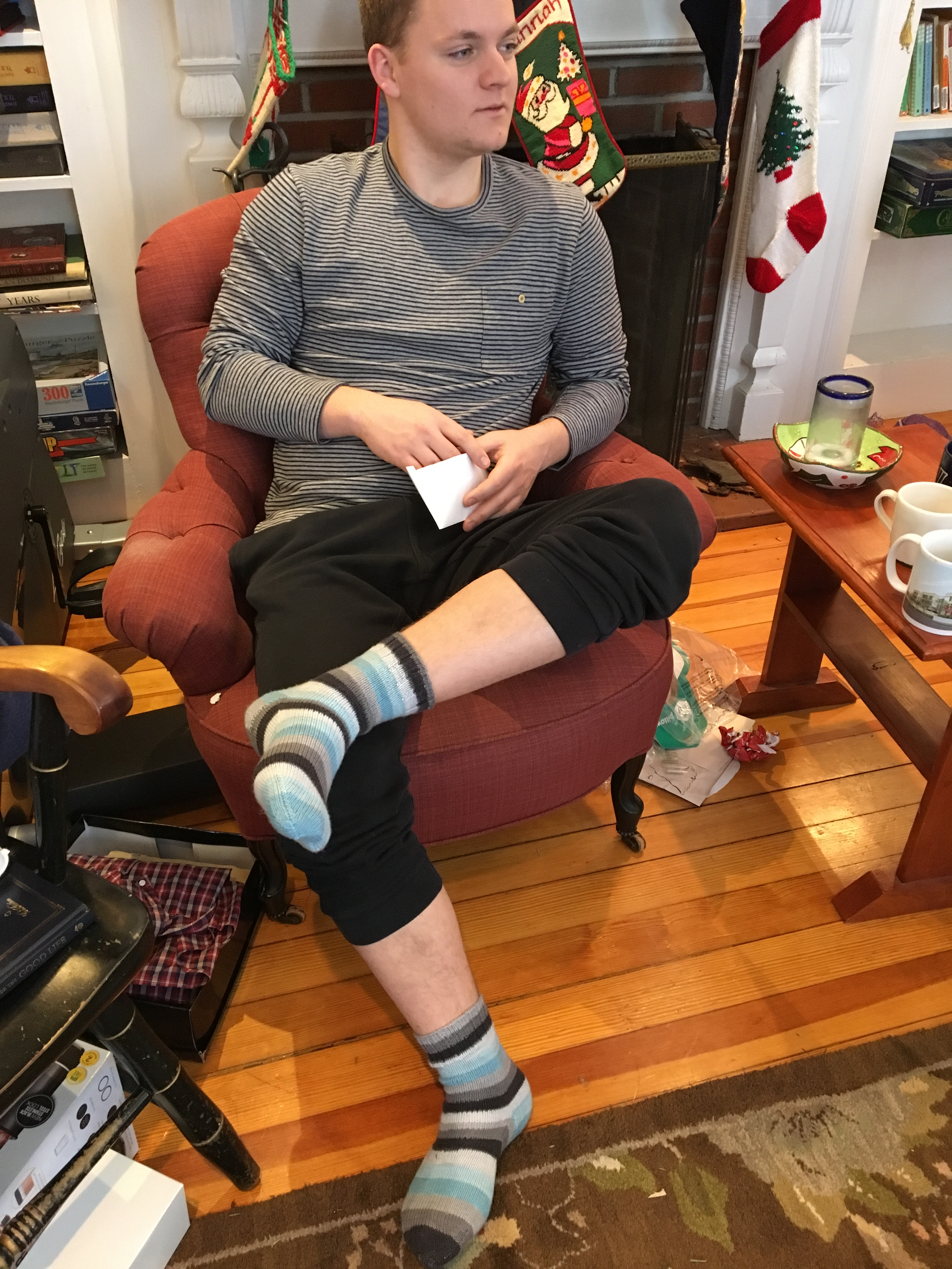 Kevin-socks