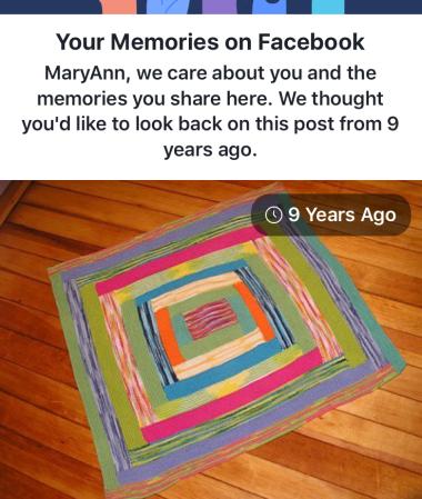No-memory-blanket