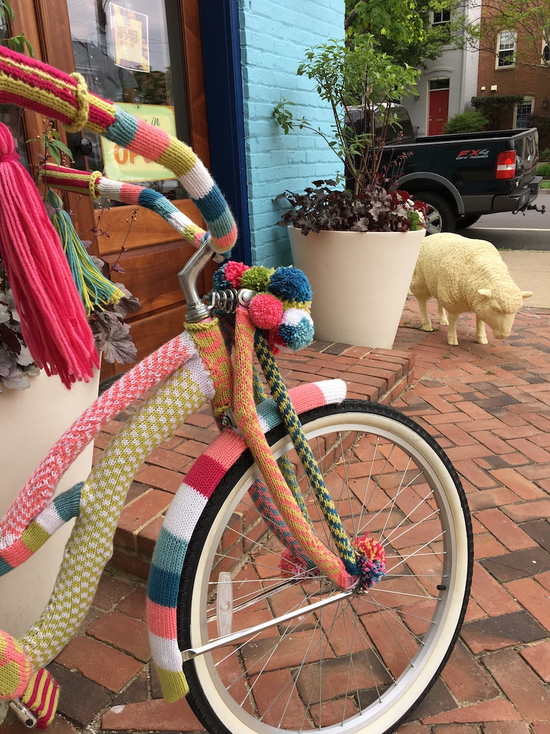 Fiber-space-bike
