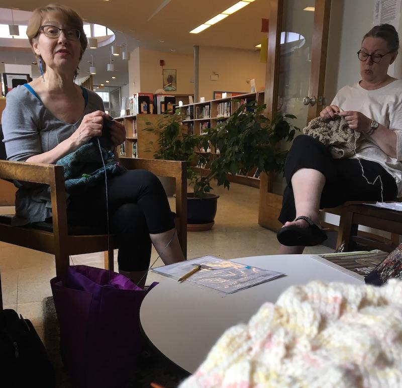 Knit-group