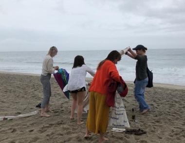 Squad-beach