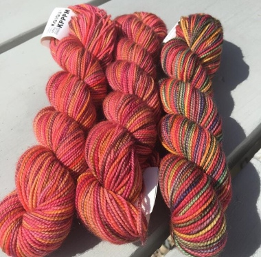 Koigu-yarn-skeins