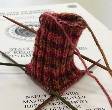 Knit-vote