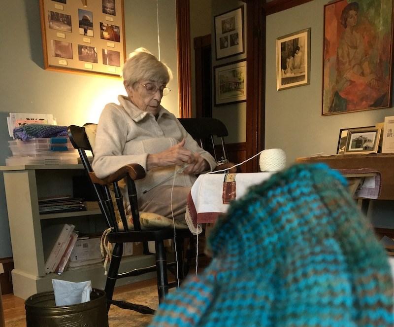 mom-knits